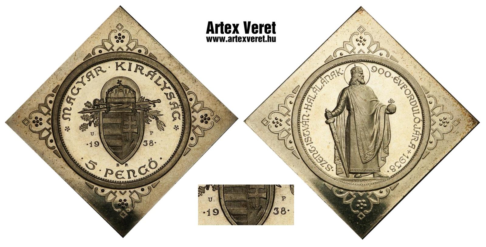 http://www.artexveret.hu/csegely/www_artexveret_hu_ezust_allo-szent-istvan_1938_up_csegely_5_pengo.jpg