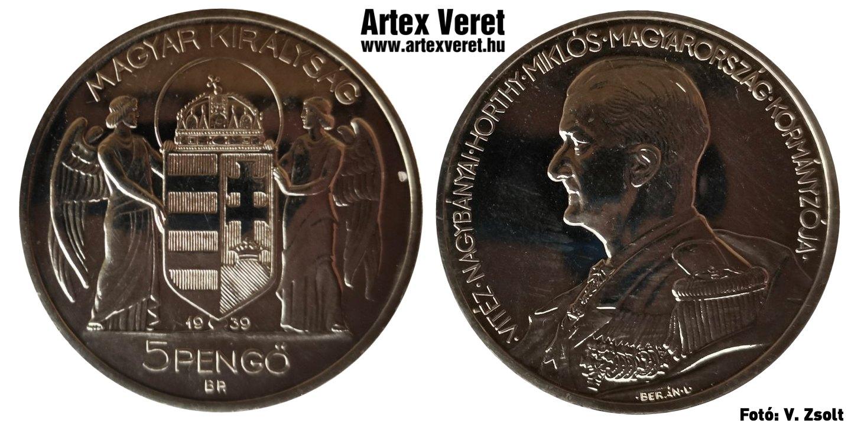 http://www.artexveret.hu/pengo-artex-utanveret/www_artexveret_hu_ezust_horthy-miklos_1939_jeloletlen_artex_utanveret_5_pengo.jpg